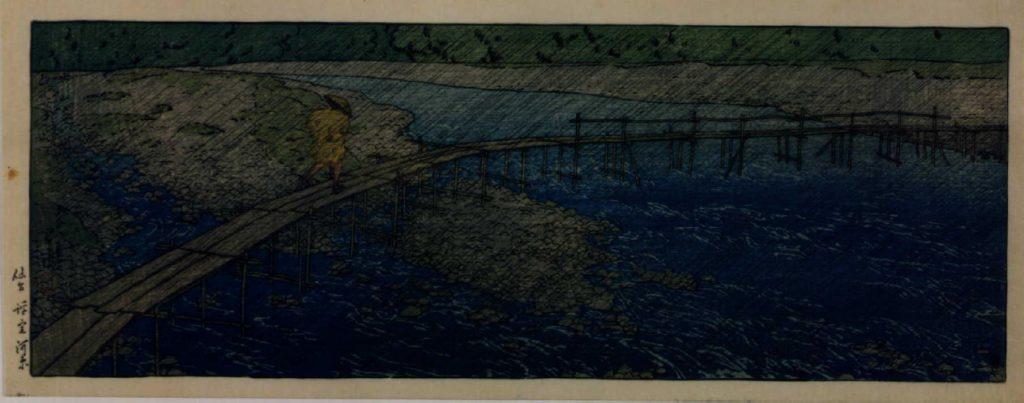 作品画像:仙台評定河原