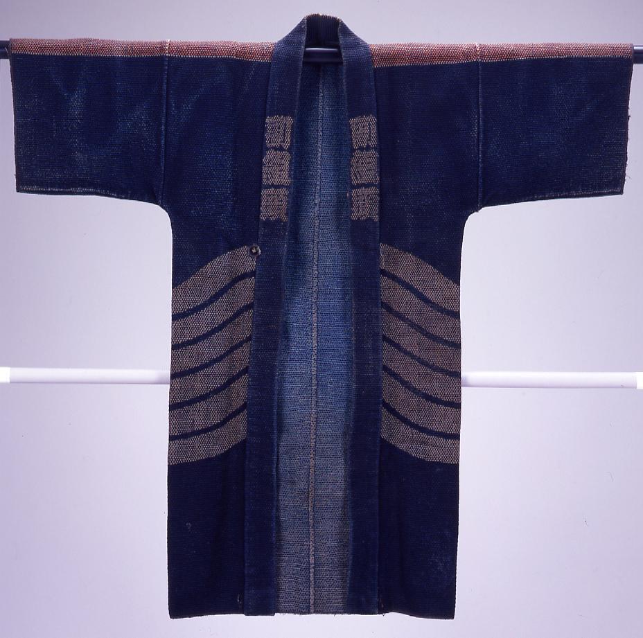 作品画像:刺子製衣裳