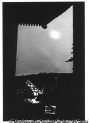 作品画像:谷崎潤一郎『月と狂言師』南禅寺と東山の月