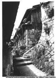 作品画像:志賀直哉『暗夜行路』志賀氏の尾道の旧居