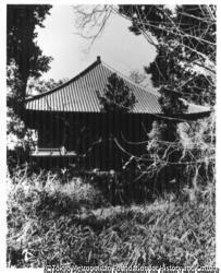 作品画像:国分寺、本堂