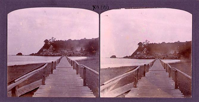 作品画像:江の島(No.260)
