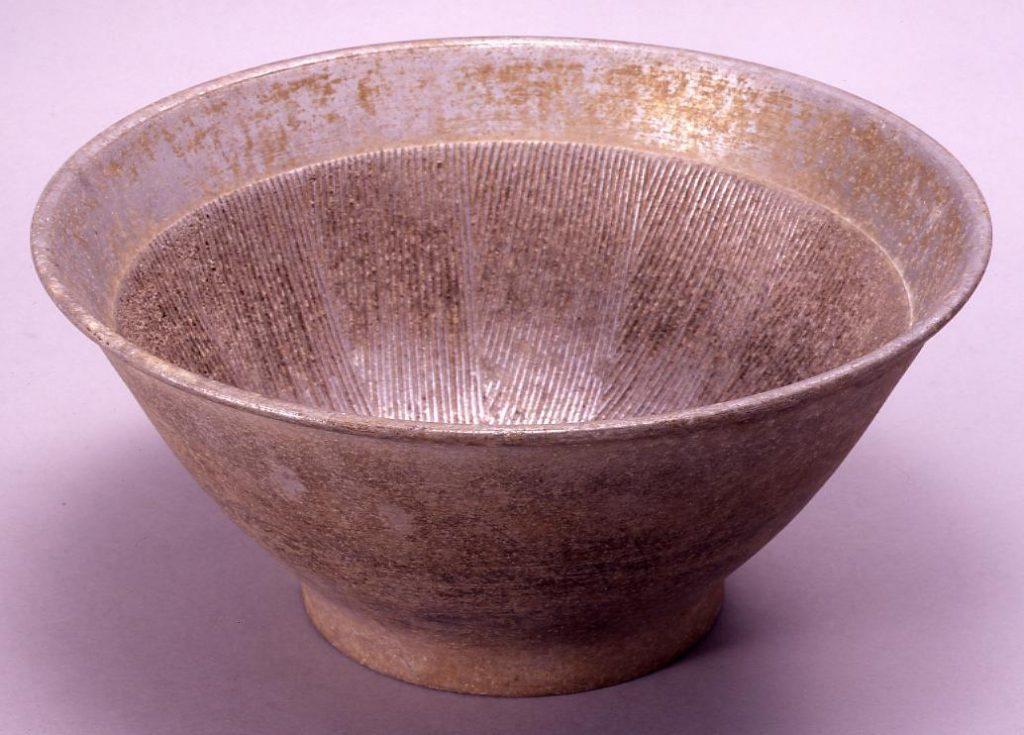 作品画像:ジュラルミン製擂鉢
