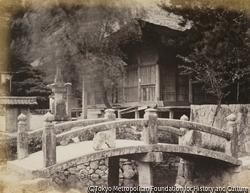 作品画像:下関市内の橋