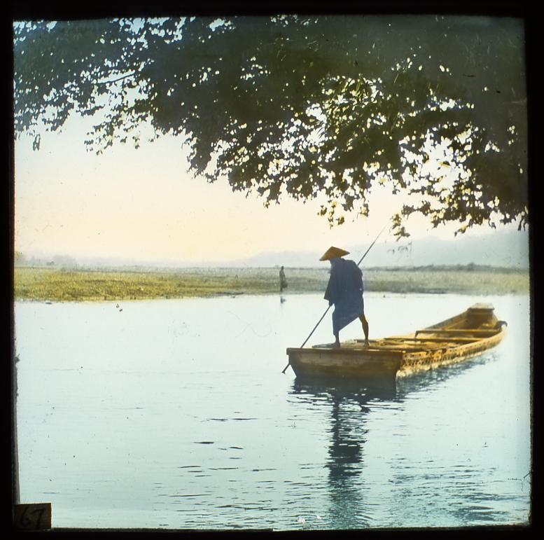作品画像:渡し船