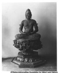 作品画像:薬師寺 弥勒菩薩像
