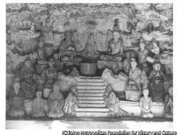 作品画像:法隆寺 菩薩塑像 (1)