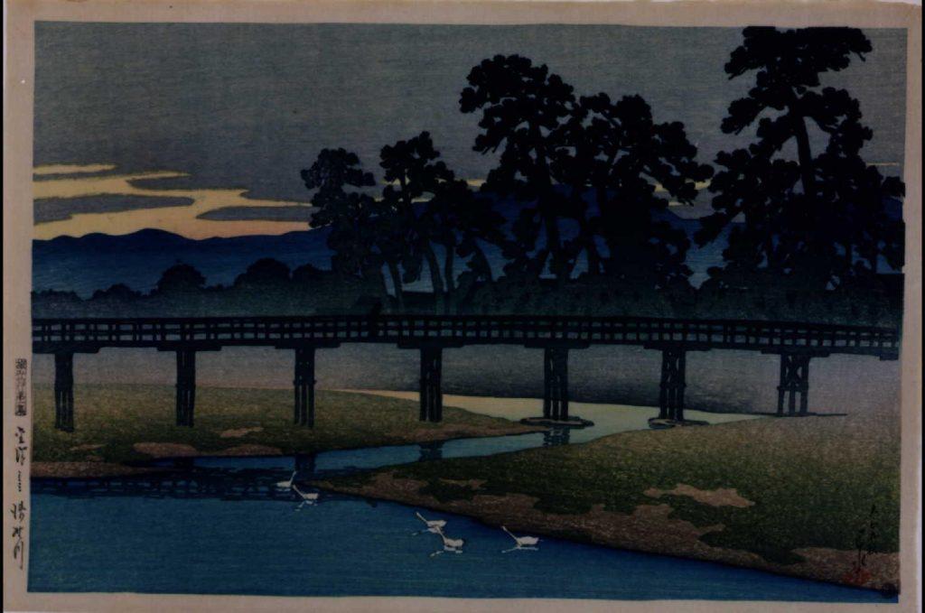 作品画像:旅みやげ第一集 金沢浅野川