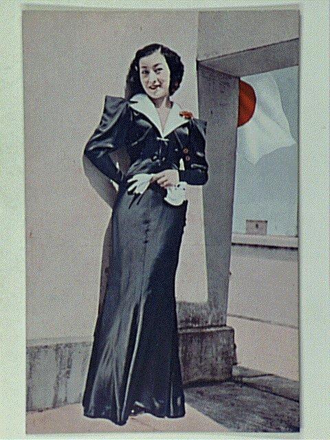 作品画像:入江たか子(東宝)