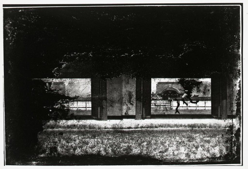 作品画像:京都御所 日ノ御門