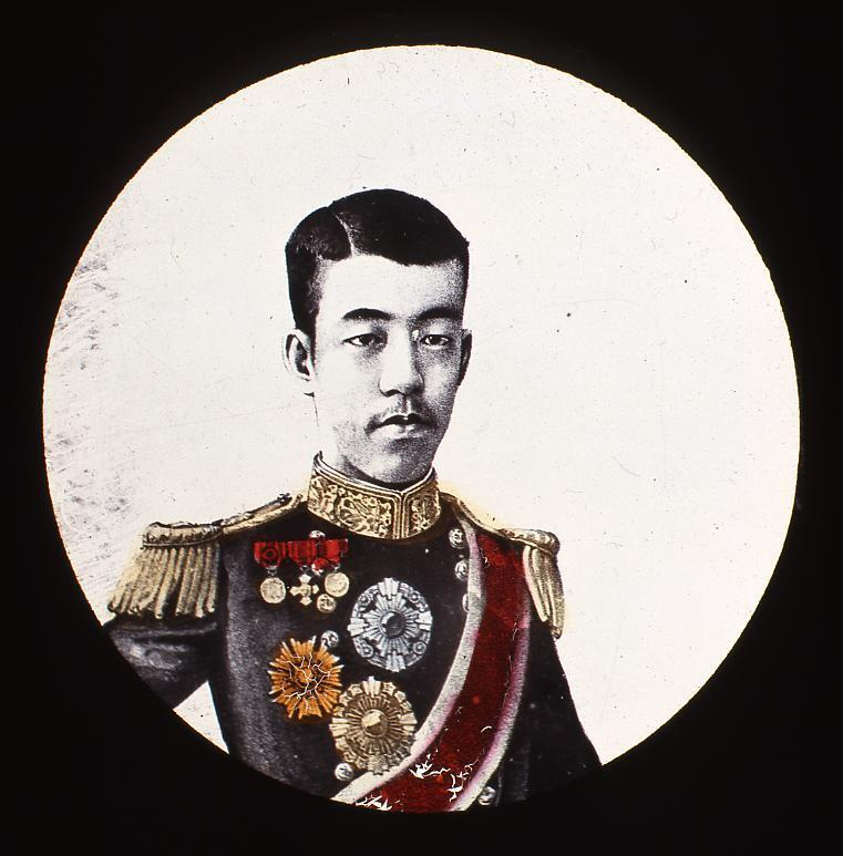 作品画像:大正天皇