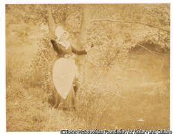 作品画像:無邪気な乙女の瞑想