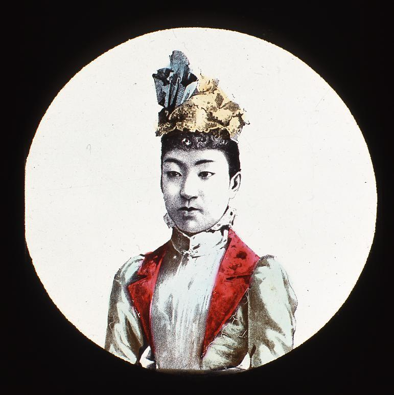 作品画像:大正皇后