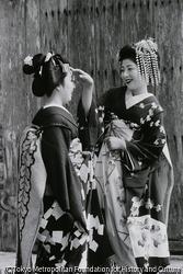 作品画像:京都・舞妓