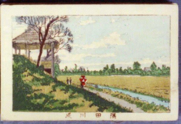 作品画像:隅田川堤