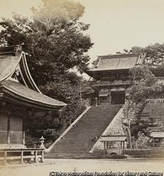 作品画像:神社