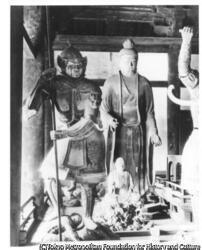 作品画像:東大寺 諸仏体合写