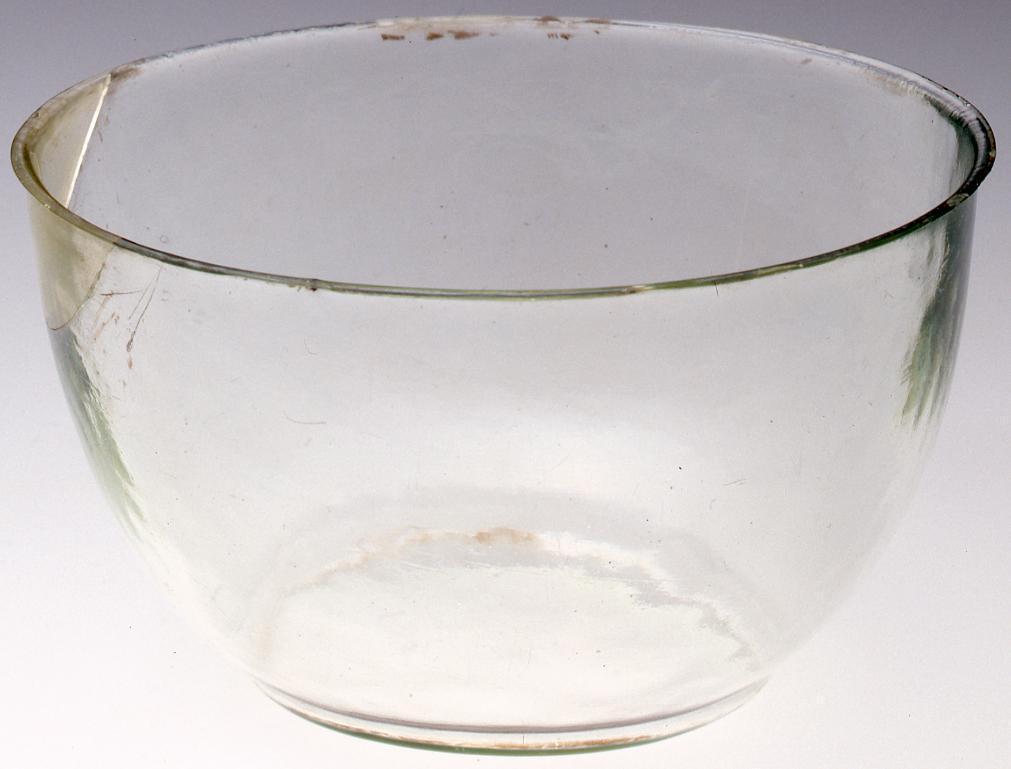 作品画像:無色小碗
