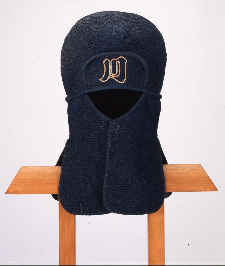 刺子火事頭巾