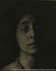 作品画像:コルドバの女性