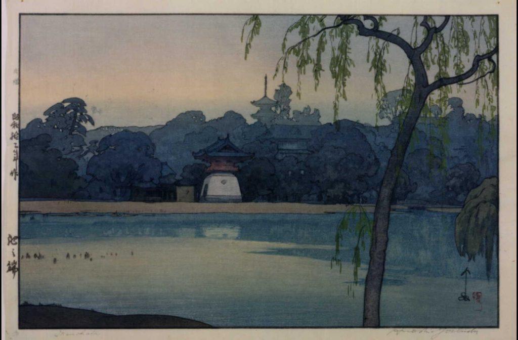 作品画像:池之端