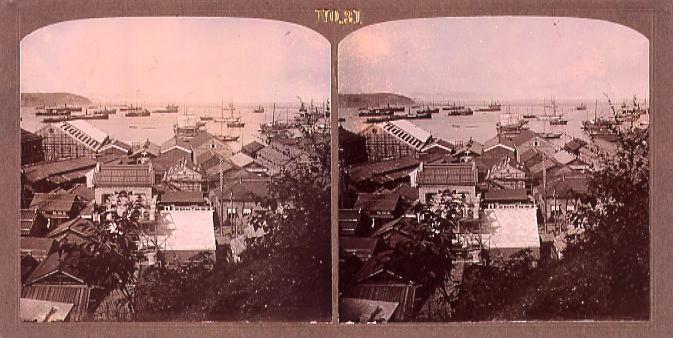 作品画像:北海道小樽港(No.31)