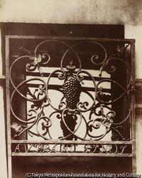 作品画像:フラン・ピノ亭、ブルボン河岸1番地