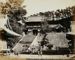 作品画像:鎌倉の寺