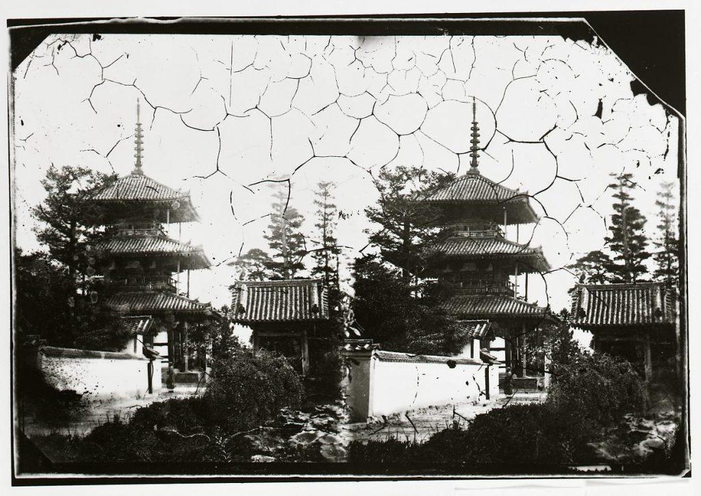 作品画像:法起寺 三重塔