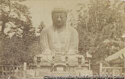 作品画像:鎌倉大仏