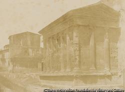 作品画像:ローマ、クレッセンチオの館