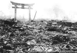 作品画像:長崎被爆写真 A-9-4