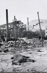 作品画像:長崎 爆心地から1.1~1.2km