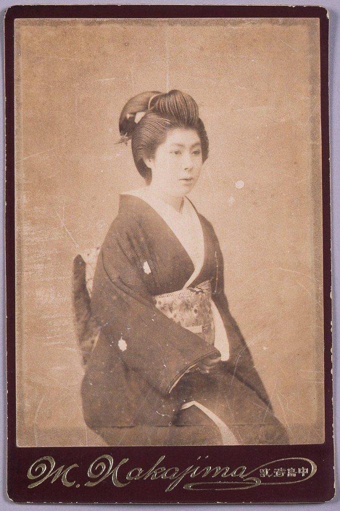 作品画像:戸田氏共伯爵夫人 極子