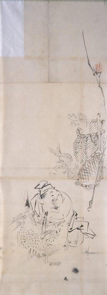 作品画像:粉本 恵比寿の鯛料理
