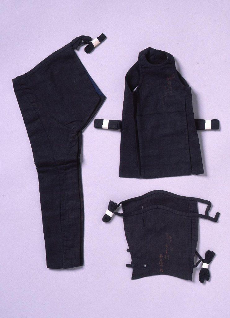 作品画像:裁縫雛形 袷股引(ミシン縫)