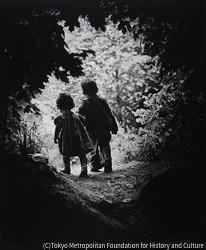 作品画像:楽園への歩み