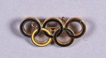 作品画像:東京オリンピック1964 五輪バッジ