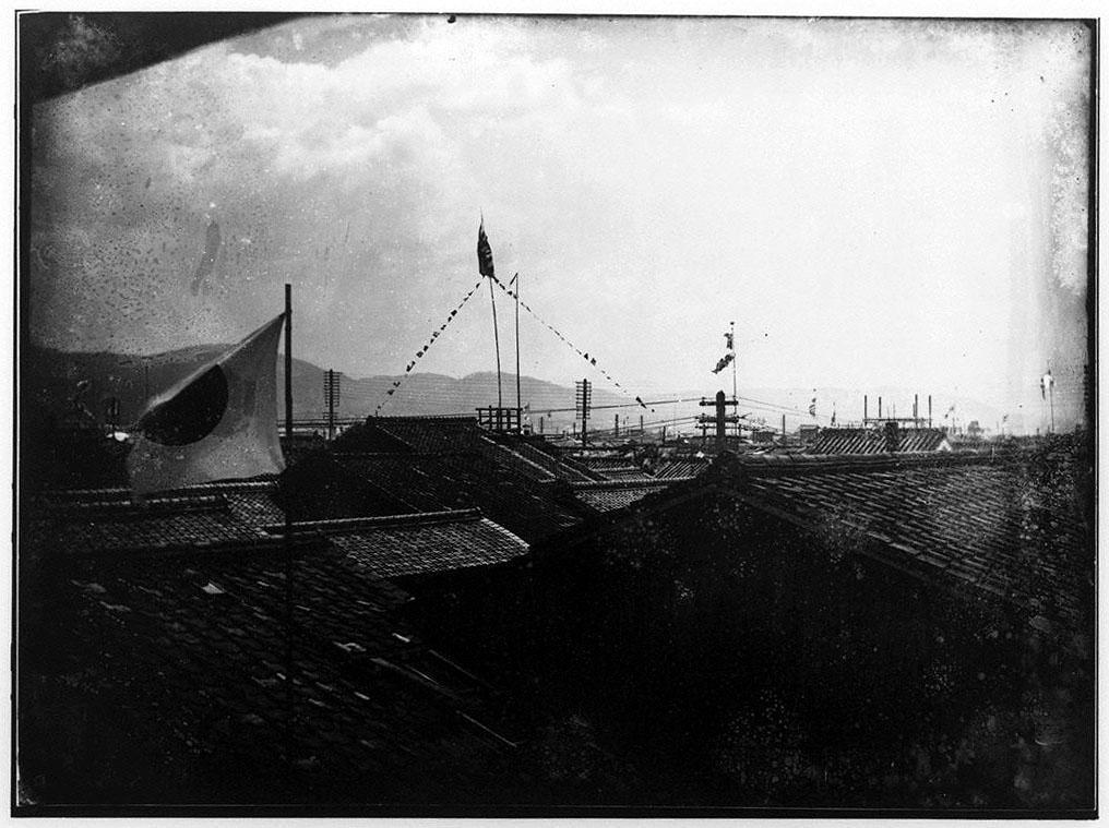 作品画像:孤児院の屋根