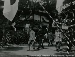 作品画像:神格、天皇陛下静岡県へ行幸