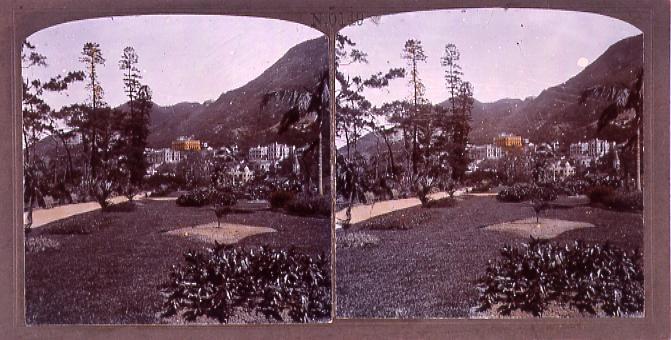 作品画像:香港公園(No.149)