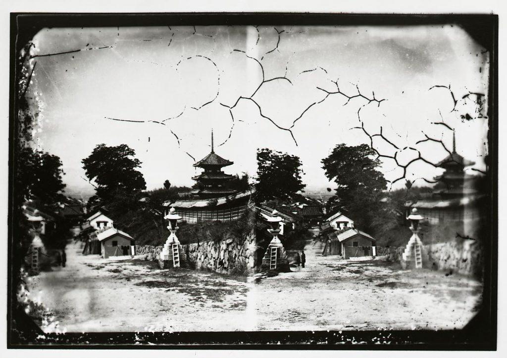 作品画像:興福寺 三重塔