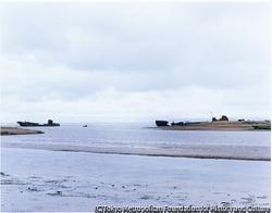 作品画像:座礁した日本の軍艦、タタール海峡