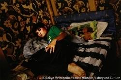 作品画像:ベッドの上のチーチー、河北省
