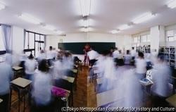 作品画像:鶴岡北高校 教室3