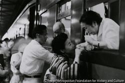 作品画像:福岡・旧博多駅