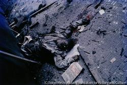 作品画像:爆破テロにあったアメリカ大使館の周辺