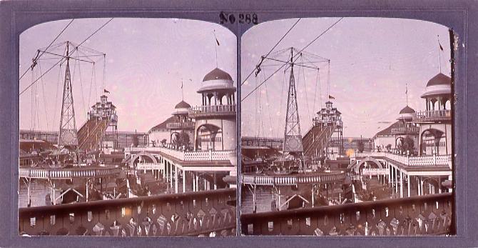 作品画像:サンフランシスコ遊園地(No.288)