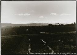 作品画像:昭和の初めに、新発田歩兵第十六連隊が国仲平野で大規模な軍事演習を展開する