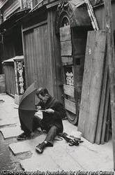 作品画像:東京 コウモリ傘の直し屋さん